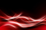 Abstract Red Design