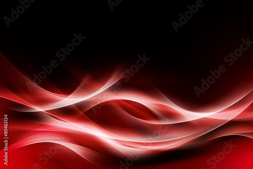 Abstract Red Design - 80463134