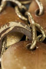 Jewellery closeup