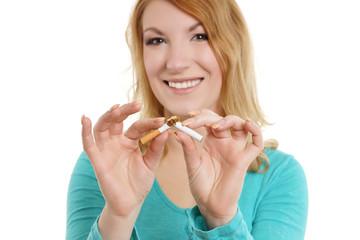 Freude - aufhören mit Rauchen