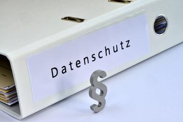Datenschutz, Paragraph, BDSG, personenbezogene Password, IT