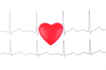 Heart and ECG