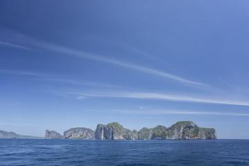 Felsenküste - Krabi - Thailand