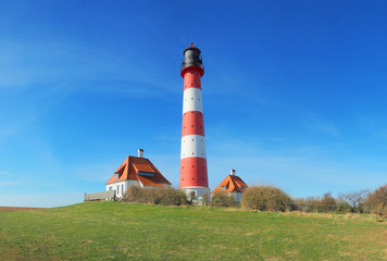Nordseeküste - Leuchturm