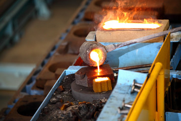 Foundry, Metal Casting