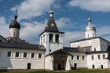 Ferapontov monastery, Russian north.