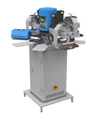 Carousel printing press