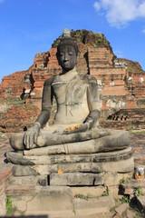 Buddha Statue Thailand Ayutthaya