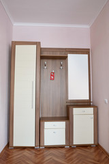 The image of a wardrobe