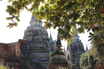 Wat phra si thailand