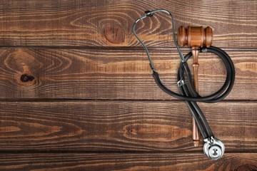 Healthcare And Medicine. Medicine & Law
