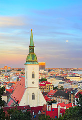 Bratislava Cathedral, Slovakia