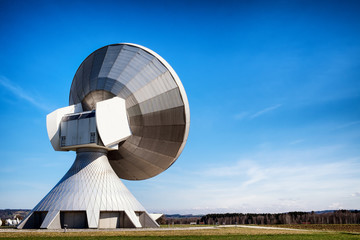 satellite dish - radio telescope