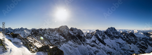 Tatra Mountains - View from Zadni Granat