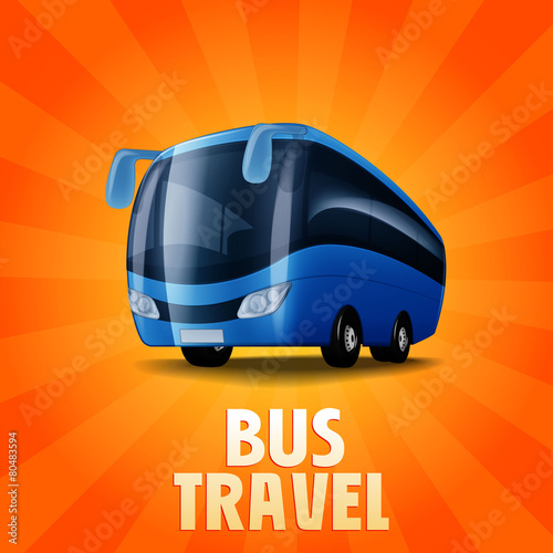 bus travel - 80483594