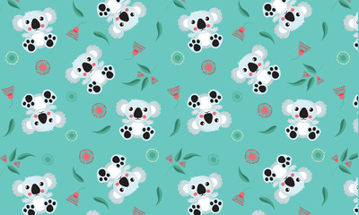 Koala Baby Pattern