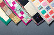 canvas print picture - patchwork