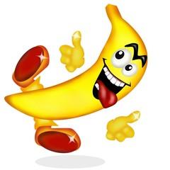banana rock and roll