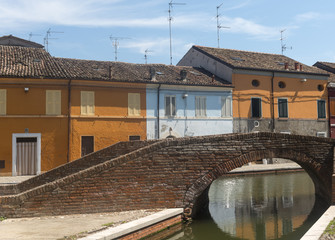 Comacchio (Italy)