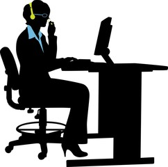asesora call center