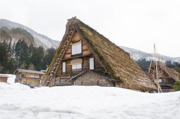 Historic Village of Shirakawago, Gifu, Japan