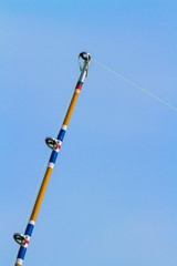 Fishing Pole and Line