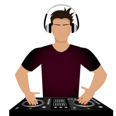 DJ design.