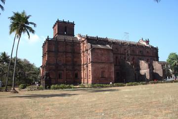 Basilica of Bom Jesus, Old Goa, Goa state, India