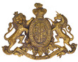 Coat of Arms Crest, UK Great Britain Ireland, British Royal - 80497112