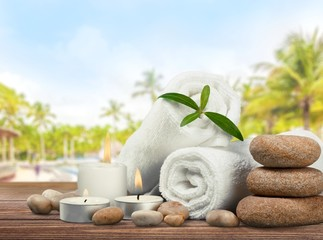 Spa Treatment. Spa Concept
