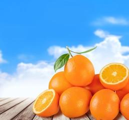Fruit. Ripe fruit