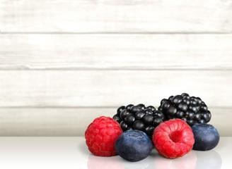 Berry Fruit. Mixed berries