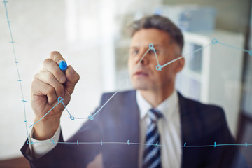 Using graph in business