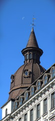 Decorative turret