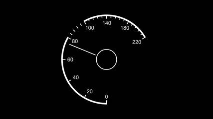 Tachometer, speed measurement
