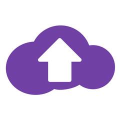 Icono subir en nube