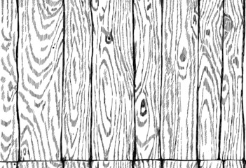 black and white pattern Imitation wooden board