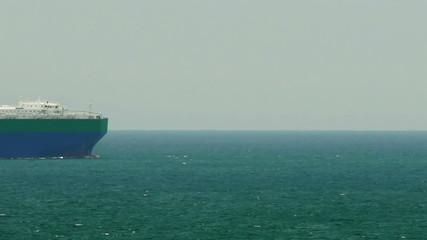 Cargo Ship Speed Up