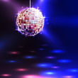 Disco Ball Background - 80508172