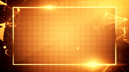 For Text Abstract Scientific Design animation 3