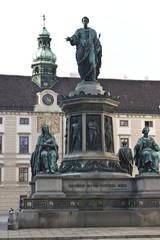 Wien, Hofburg, Kaiser Franz I.