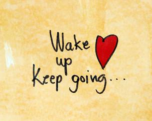 motivational message wake up