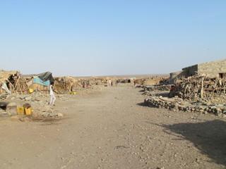 Danakil,ahmed ela village, Ethiopia
