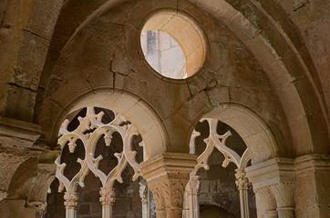 Ventanal cisterciense