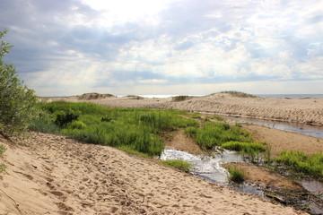 Strand Lettland