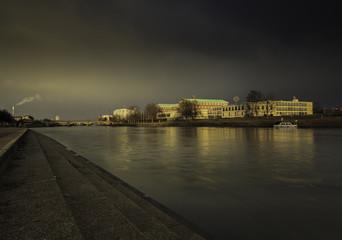 River Trent at Nottingham