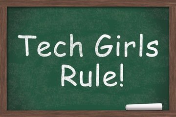 Tech Girls Rule