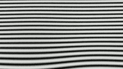 Distortion lines with noise.