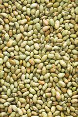 Plenty Dried Edamame Bean Seeds for Background