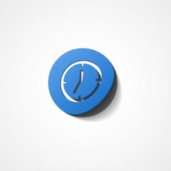 Clock web icon
